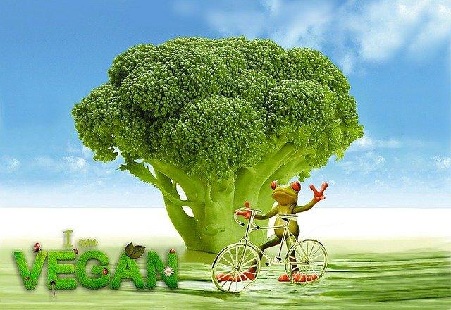 brocoli vegano